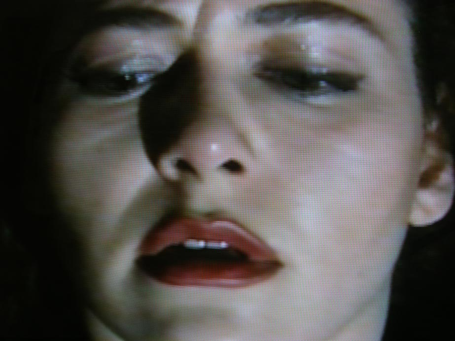 Sophia Kosmaoglou The Bride (stripped bare by her bachelors, even), 1998. Multi-channel video installation. Video (Betacam SP/VHS), 90min