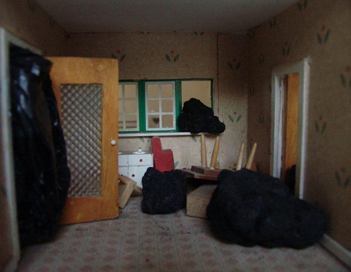 Maria Christoforatou [2011] Dollhouse. C-Print, 29.7 x 21cm.